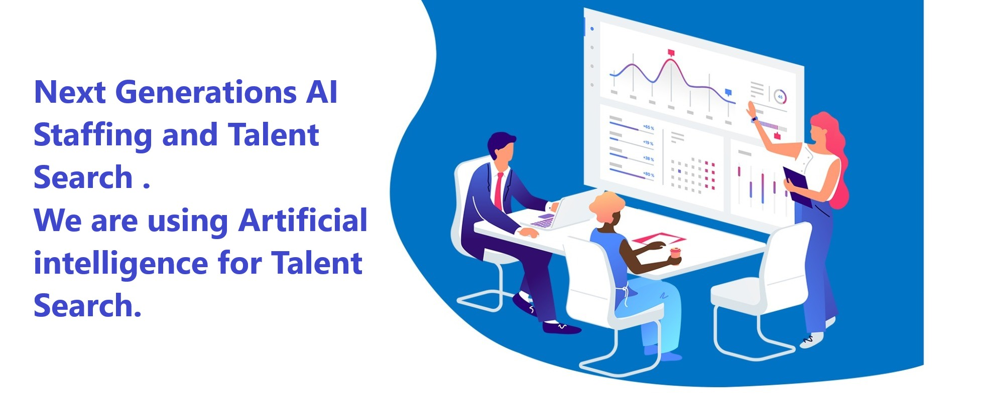 ai satffing and talent search