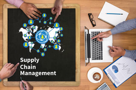 Optimize logistics & supply chain for productivity planning using ML with Cloud Computing