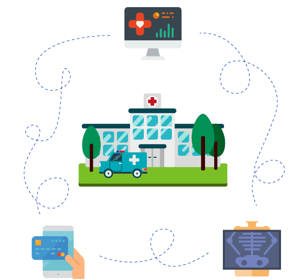 Devops on Cloud for healthcare industry